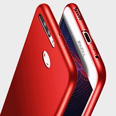 Custodia Silicone Ultra Sottile Morbida S03 per Huawei Honor V9 Rosso
