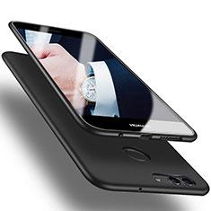 Custodia Silicone Ultra Sottile Morbida S03 per Huawei Nova 2 Plus Nero