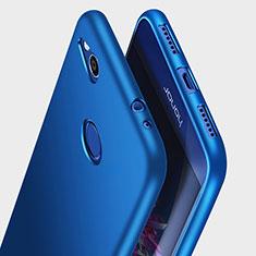 Custodia Silicone Ultra Sottile Morbida S03 per Huawei P8 Lite (2017) Blu