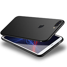 Custodia Silicone Ultra Sottile Morbida S03 per Huawei Y9 (2018) Nero