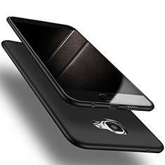 Custodia Silicone Ultra Sottile Morbida S03 per Samsung Galaxy A9 Pro (2016) SM-A9100 Nero