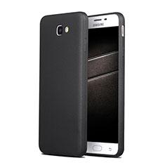 Custodia Silicone Ultra Sottile Morbida S03 per Samsung Galaxy J7 Prime Nero