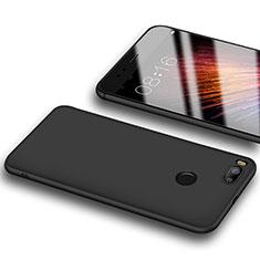 Custodia Silicone Ultra Sottile Morbida S03 per Xiaomi Mi 5X Nero