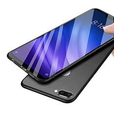 Custodia Silicone Ultra Sottile Morbida S03 per Xiaomi Mi 8 Lite Nero