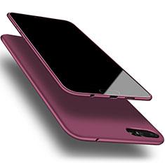 Custodia Silicone Ultra Sottile Morbida S04 per Huawei Honor 10 Viola