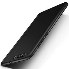 Custodia Silicone Ultra Sottile Morbida S04 per Huawei Honor 9 Premium Nero