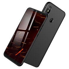 Custodia Silicone Ultra Sottile Morbida S04 per Xiaomi Redmi Note 5 AI Dual Camera Nero