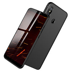 Custodia Silicone Ultra Sottile Morbida S04 per Xiaomi Redmi Y2 Nero