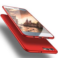Custodia Silicone Ultra Sottile Morbida S05 per Huawei Honor 9 Premium Nero