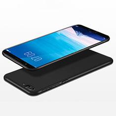 Custodia Silicone Ultra Sottile Morbida S05 per Huawei Honor V10 Nero