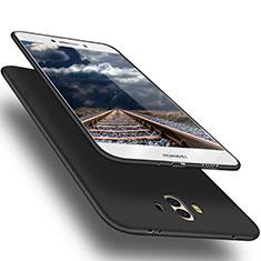 Custodia Silicone Ultra Sottile Morbida S05 per Huawei Mate 10 Nero