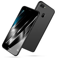 Custodia Silicone Ultra Sottile Morbida S05 per Huawei Nova 2 Plus Nero