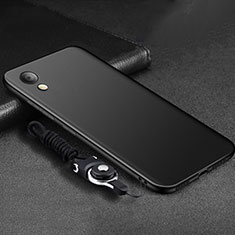 Custodia Silicone Ultra Sottile Morbida S05 per Huawei Y6s Nero