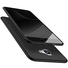Custodia Silicone Ultra Sottile Morbida S05 per Samsung Galaxy A9 Pro (2016) SM-A9100 Nero