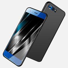 Custodia Silicone Ultra Sottile Morbida S06 per Huawei Honor 9 Premium Nero