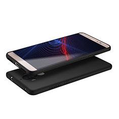 Custodia Silicone Ultra Sottile Morbida S08 per Huawei Mate 9 Nero