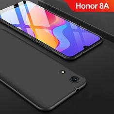 Custodia Silicone Ultra Sottile Morbida S08 per Huawei Y6 Pro (2019) Nero