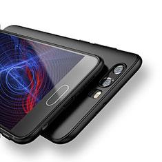 Custodia Silicone Ultra Sottile Morbida S09 per Huawei Honor 9 Premium Nero