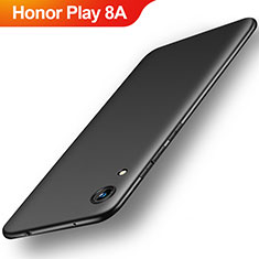 Custodia Silicone Ultra Sottile Morbida S09 per Huawei Honor Play 8A Nero