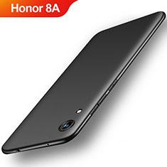 Custodia Silicone Ultra Sottile Morbida S09 per Huawei Y6 Prime (2019) Nero