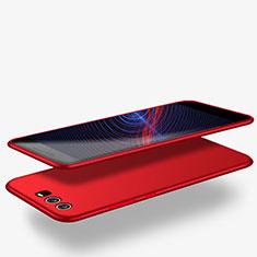 Custodia Silicone Ultra Sottile Morbida S11 per Huawei P10 Rosso