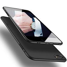 Custodia Silicone Ultra Sottile Morbida U05 per Apple iPhone 6S Plus Nero
