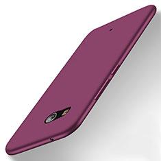Custodia TPU Morbida Lucido per HTC U11 Viola
