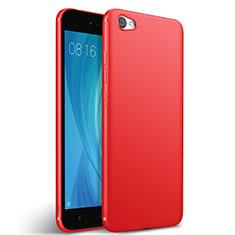 Custodia TPU Morbida Lucido per Xiaomi Redmi Note 5A Standard Edition Rosso
