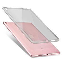 Custodia TPU Trasparente Ultra Sottile Morbida per Apple iPad Pro 9.7 Grigio