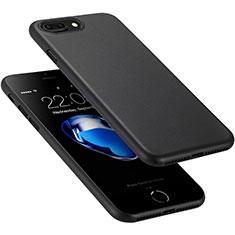 Custodia Ultra Sottile Rigida Opaca per Apple iPhone 8 Plus Nero