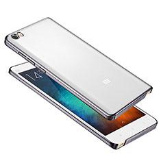 Custodia Ultra Sottile Trasparente Rigida Cover per Xiaomi Mi Note Grigio