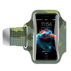 Fascia da Braccio Custodia Armband Corsa Sportiva Universale B35 per Huawei Ascend G740 Colorato