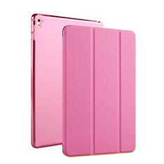Flip Cover Portafoglio In Pelle con Supporto per Apple iPad Pro 9.7 Rosa