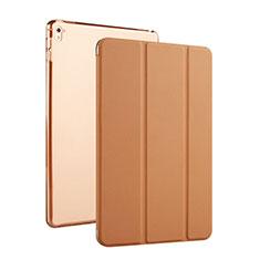 Flip Custodia Portafoglio In Pelle con Supporto per Apple iPad Pro 9.7 Marrone