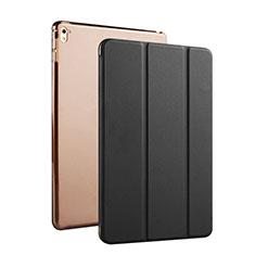 Flip Custodia Portafoglio In Pelle con Supporto per Apple iPad Pro 9.7 Nero