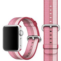 Milanese Cinturino Braccialetto Acciaio per Apple iWatch 4 40mm Rosa