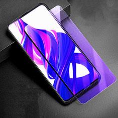 Pellicola in Vetro Temperato Protettiva Anti Blu-Ray Proteggi Schermo Film B01 per Huawei Honor 9X Pro Chiaro