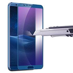 Pellicola in Vetro Temperato Protettiva Anti Blu-Ray Proteggi Schermo Film B01 per Huawei Honor V10 Blu