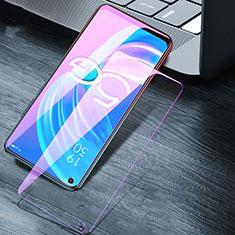 Pellicola in Vetro Temperato Protettiva Anti Blu-Ray Proteggi Schermo Film B01 per Oppo A73 5G Chiaro