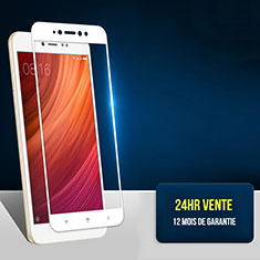 Pellicola in Vetro Temperato Protettiva Anti Blu-Ray Proteggi Schermo Film B01 per Xiaomi Redmi Y1 Chiaro