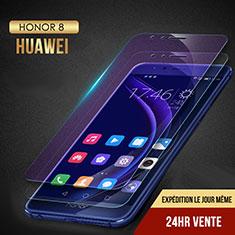 Pellicola in Vetro Temperato Protettiva Anti Blu-Ray Proteggi Schermo Film B02 per Huawei Honor 8 Chiaro
