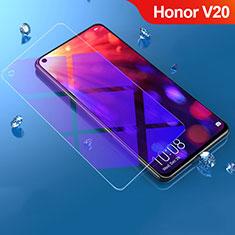 Pellicola in Vetro Temperato Protettiva Anti Blu-Ray Proteggi Schermo Film B02 per Huawei Honor V20 Chiaro