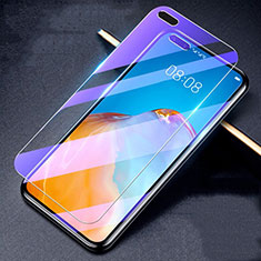 Pellicola in Vetro Temperato Protettiva Anti Blu-Ray Proteggi Schermo Film B02 per Huawei P40 Chiaro