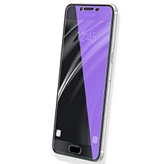 Pellicola in Vetro Temperato Protettiva Anti Blu-Ray Proteggi Schermo Film B02 per Samsung Galaxy C7 SM-C7000 Blu