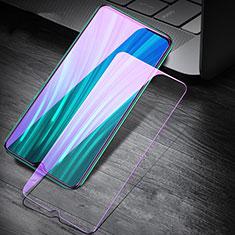 Pellicola in Vetro Temperato Protettiva Anti Blu-Ray Proteggi Schermo Film B02 per Xiaomi Redmi Note 8 Pro Chiaro