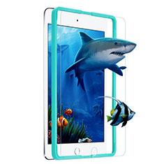 Pellicola in Vetro Temperato Protettiva Anti Blu-Ray Proteggi Schermo Film F01 per Apple iPad Mini 4 Blu