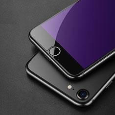 Pellicola in Vetro Temperato Protettiva Anti Blu-Ray Proteggi Schermo Film per Apple iPhone SE (2020) Blu