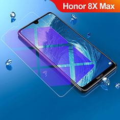 Pellicola in Vetro Temperato Protettiva Anti Blu-Ray Proteggi Schermo Film per Huawei Honor 8X Max Chiaro