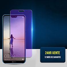 Pellicola in Vetro Temperato Protettiva Anti Blu-Ray Proteggi Schermo Film per Huawei Nova 3e Chiaro