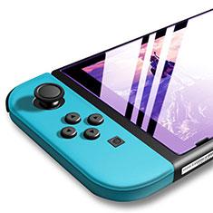 Pellicola in Vetro Temperato Protettiva Anti Blu-Ray Proteggi Schermo Film per Nintendo Switch Chiaro
